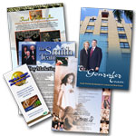 corporate and professional brochures